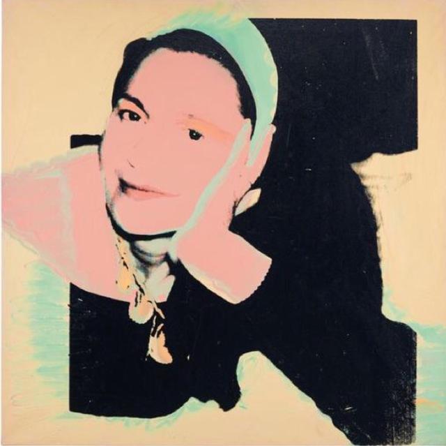 , 'Portrait of Marie-Louise Jeanneret,' 1974, RUDOLF BUDJA GALLERY
