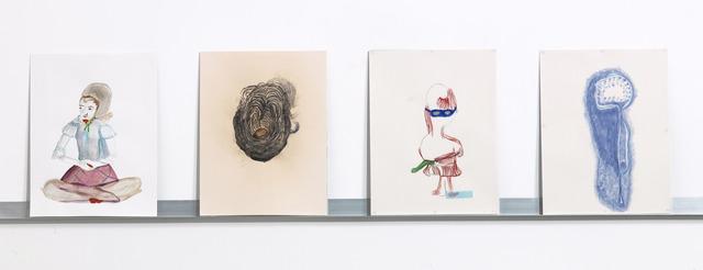 Victoria Civera, 'Nidos (barra 4)', 2013, Alfonso Artiaco