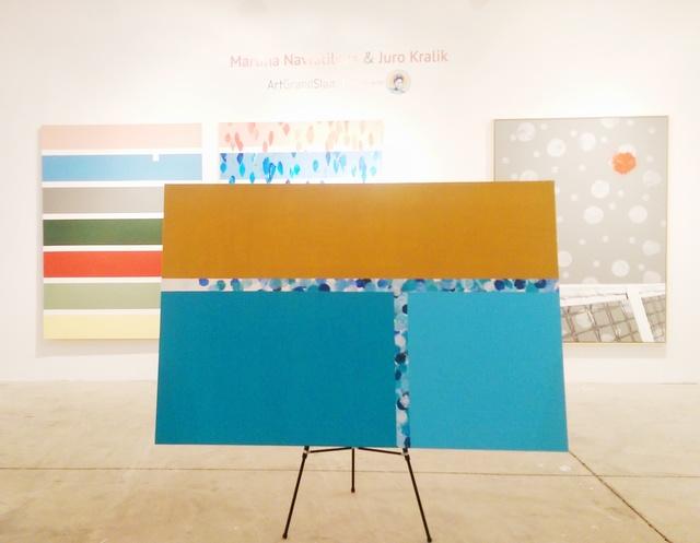 , 'Untitled,' 2017, Galleria Ca' d'Oro