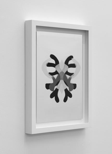 , 'Retrato,' 2016, Galerie Laurence Bernard