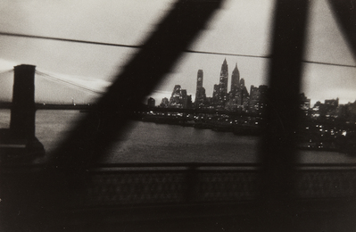 Robert Frank, 'New York City,' 1960, Phillips: The Odyssey of Collecting