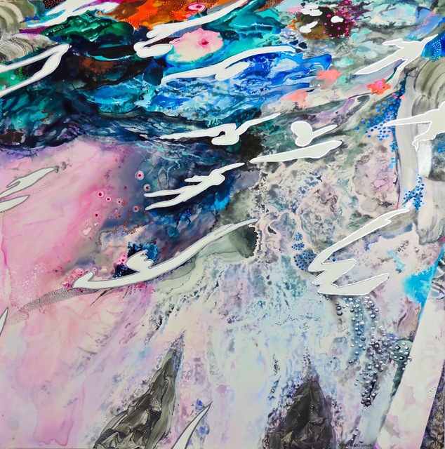 , 'Drifting:Upside down & backwards   ,' 2017, Ro2 Art