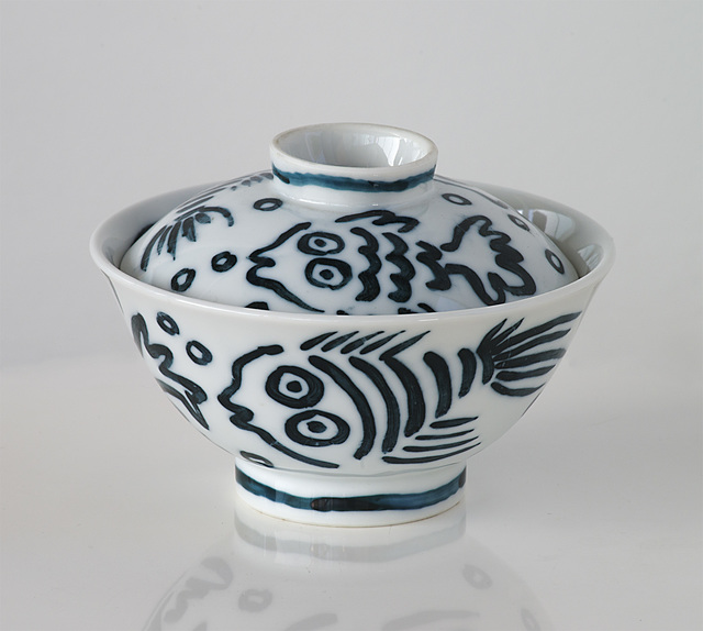 Keith Haring, 'Untitled (Pop Shop Tokyo - Serving Bowl)', 1987, Artificial Gallery