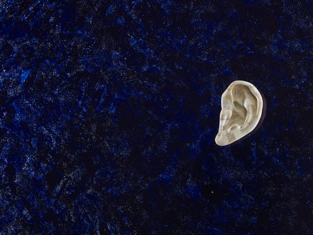 , 'Untitled (Bone Ear),' 1988, Studio Trisorio