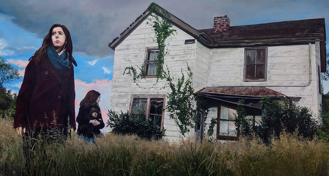 , 'Abandon ,' , Marta Hewett Gallery