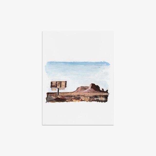 , 'Untitled (Mountain) ,' 2019, Tappan