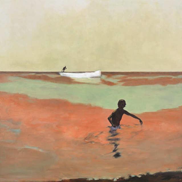 , 'Untitled (Mit dem Traum im Nacken  2),' 2016, OSME Gallery