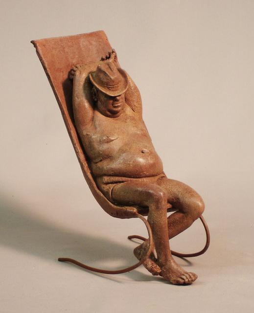 , 'Male Sunbather,' 1986, Cavalier Galleries