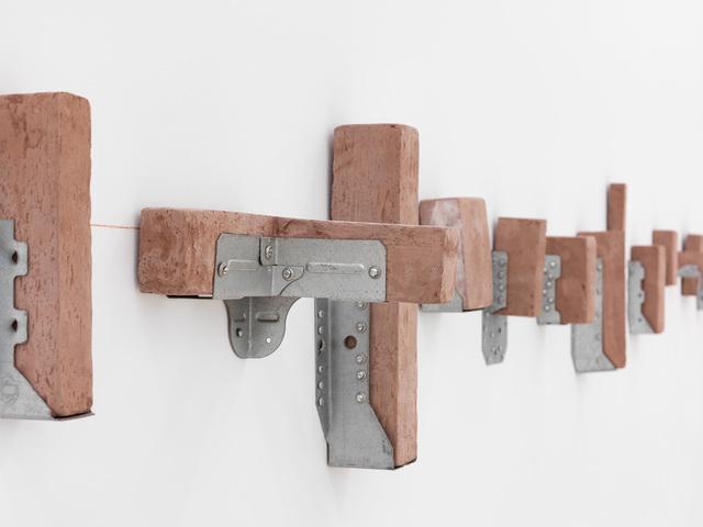 , 'Morfología De Contención (Detail),' 2015, Casado Santapau