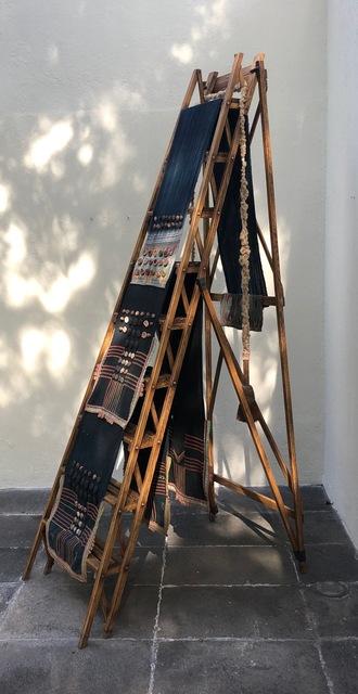 , 'Ofrenda Soma Ehécatl,' 2017, Galeria Oscar Roman