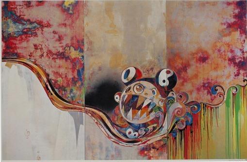 Takashi Murakami, '727-272', 2004, Vertu Fine Art
