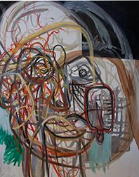 Maria Zerres, 'Epeios', 11.2010, Galerie Brigitte Schenk