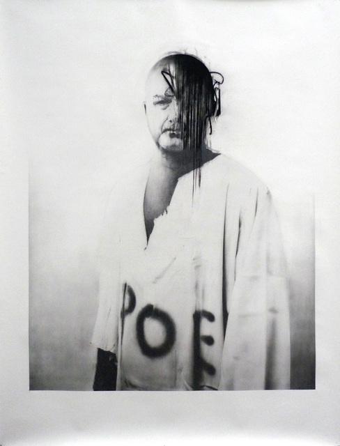 , 'Poet (Big Mario M.),' 2016, Mario Mauroner Contemporary Art Salzburg-Vienna