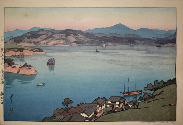 , 'A Calm Day,' 1930, Ronin Gallery