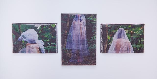 , 'Viaticum Triptych,' 2015-2016, Jenn Singer Gallery