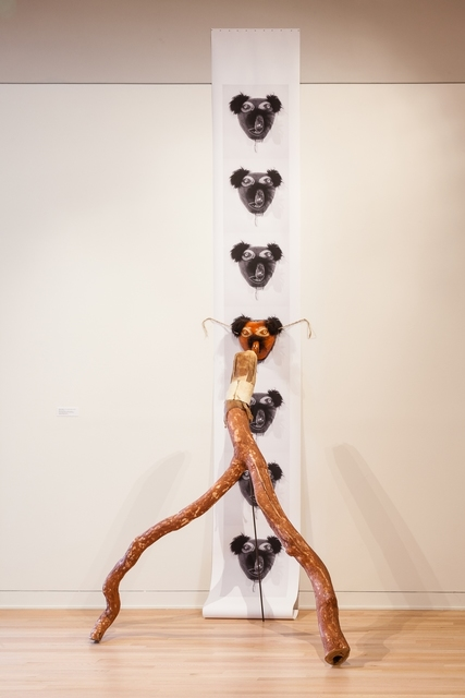 Jeffrey Gibson, 'Booger', 2011-2012, Installation, Mioxed Media, Prospect New Orleans