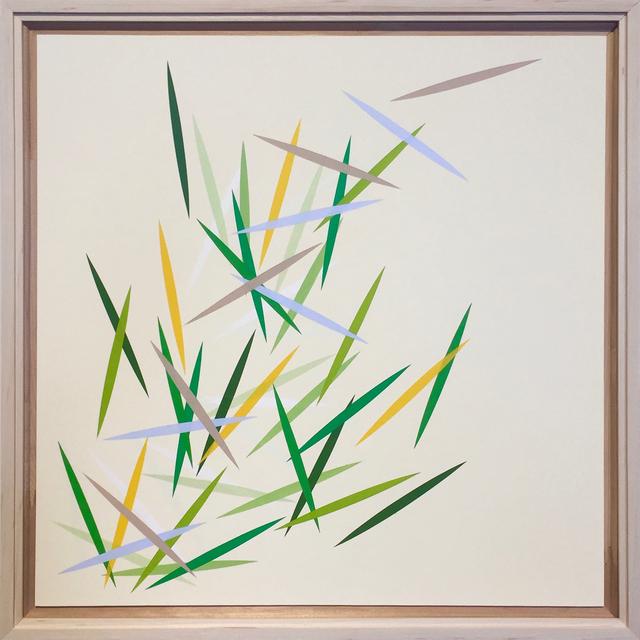, 'Reflexive (Centre),' 2018, Newzones