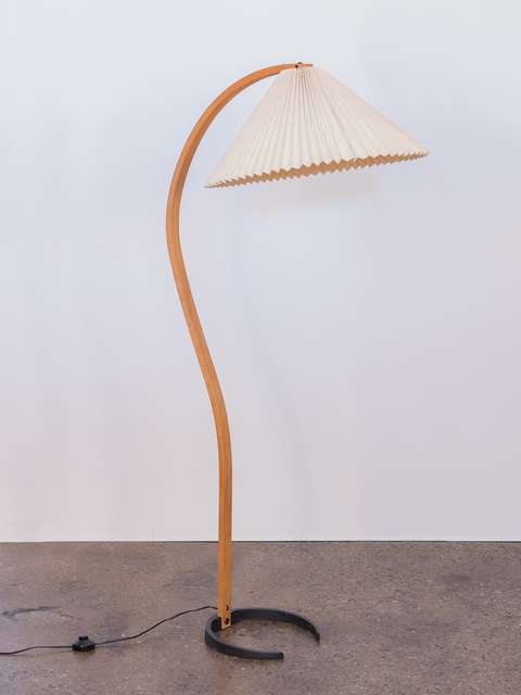 , 'Caprani Bentwood Pleated Floor Lamp,' ca. 1970, Open Air Modern