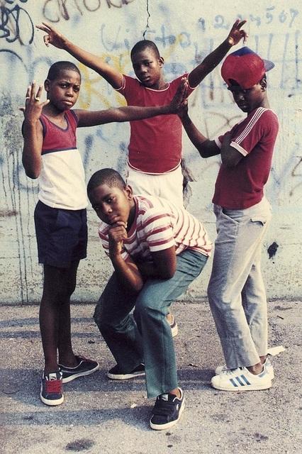 , 'Young Boys, East Flatbush, Brooklyn, NYC ,' 1981, Galerie Bene Taschen