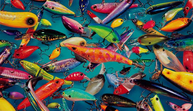 , 'Plastic Fish 03,' 2011, Hakgojae Gallery
