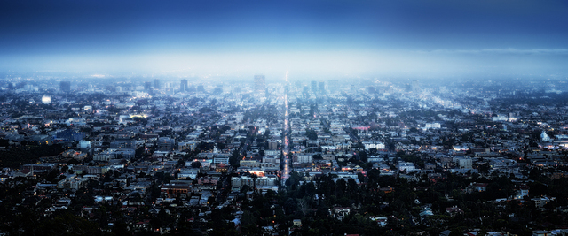 , 'Lost in Los Angeles ,' 2014, Atlas Gallery