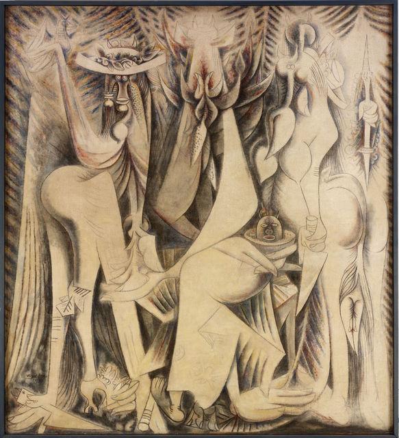 , 'Le Présent éternel,' 1944, Centre Pompidou