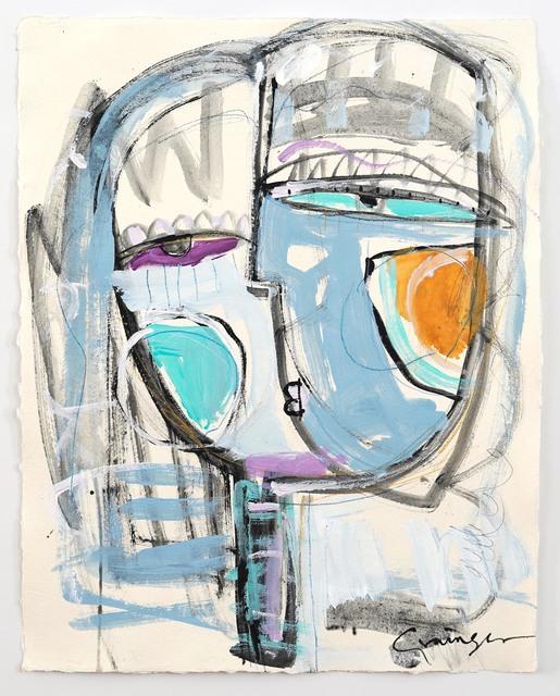Lesley Grainger, 'California Girl No. 3 ', 2018, Artspace Warehouse