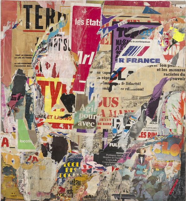 , 'Rue des Vertus,' septembre 1979, Modernism Inc.