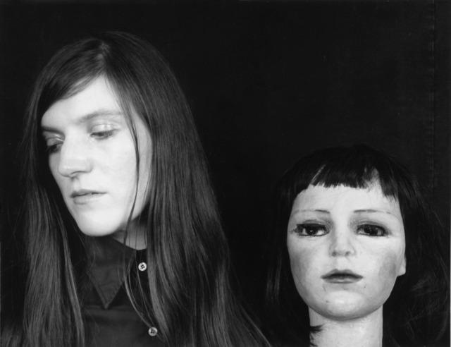 , 'Gisèlle Vienne with Doll,' 2007, Ronald Feldman Fine Arts