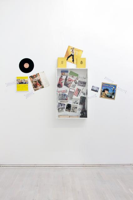 """, '""""Les artistes et l'écriture""""..! ,' 2014, Barbara Wien"""