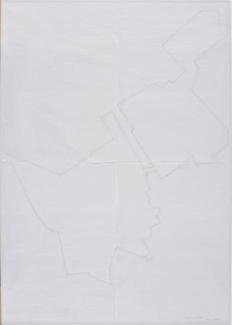 , 'Otw. 1942 skin. Healing,' 2015, Dvir Gallery