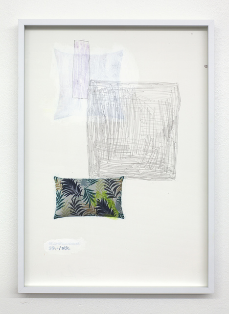 , 'Untitled (GILLHOV),' 2018, David Risley Gallery