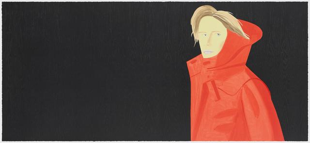Alex Katz, 'Nicole', 2018, Galerie Boisseree