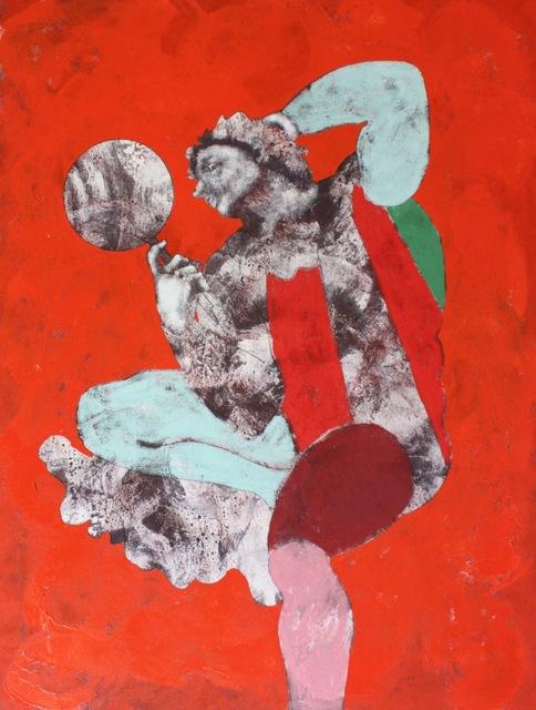 , 'Reflection Of A Firebird,' 2015, White Court Art
