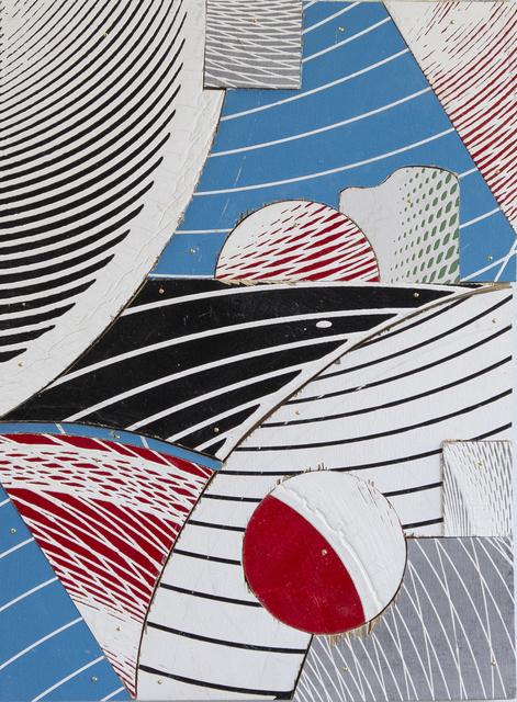 , '14 Cuts,' 2019, L+/ Lucie Chang Fine Arts