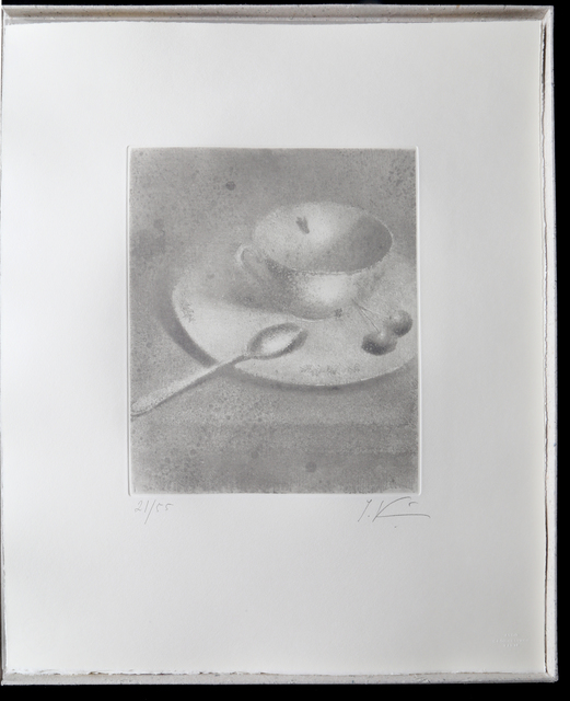 Yuri Kuper, 'Cup and Saucer from Portfolio', ca. 1990, RoGallery