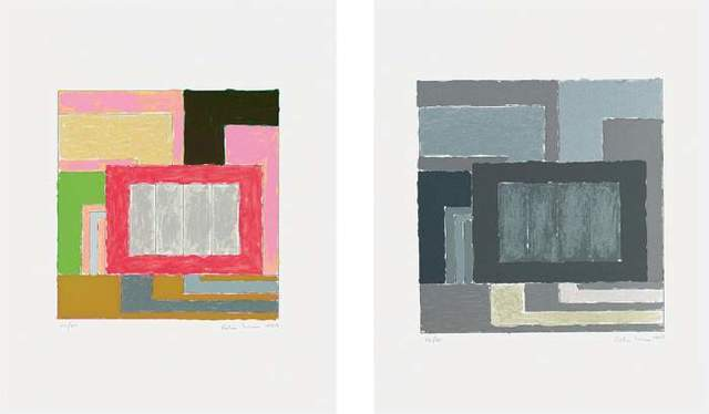 Peter Halley, 'Somebody / Nobody', 1998, Schellmann Art