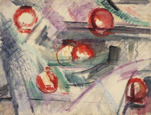 , '(Still Life with fruit),' 1942-1948, Charles Nodrum Gallery