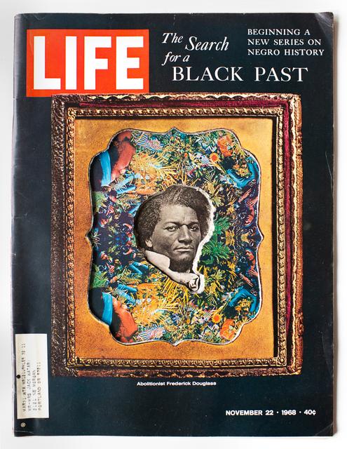 , 'LIFE Cutout No. 146 (November 22, 1968, Hendrix Douglass),' 2018, Luis De Jesus Los Angeles