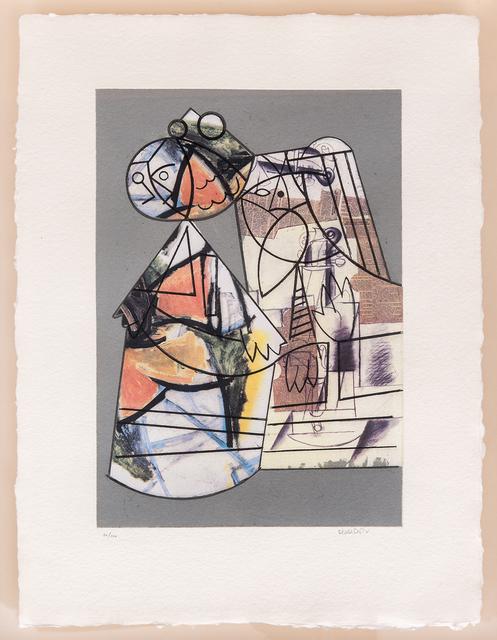 , 'El cubismo como pretexto 10,' 2003, Beck & Eggeling