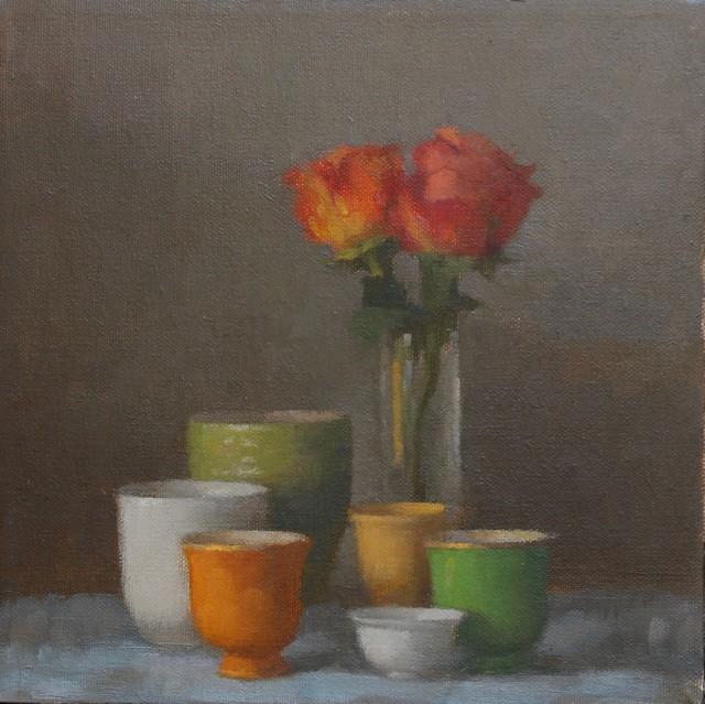 , 'Orange Roses #1458,' 2017, Gallery Neptune & Brown