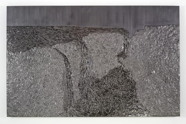 , 'Nocturnal (Passaic Pour),' 2009, Lehmann Maupin