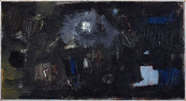 Yvonne Thomas, 'In the Night', 1955, Berry Campbell Gallery