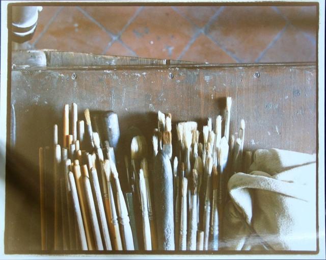 , 'Bologna (Studio Giorgio Morandi),' 1989-1990, Mai 36 Galerie