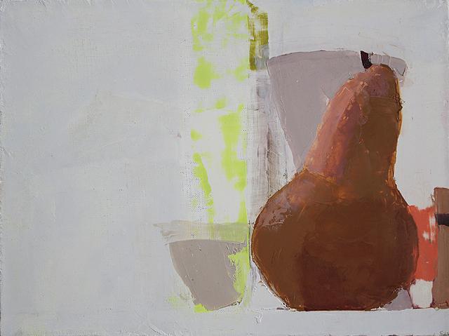 , 'Still Life with Pear,' 2014, Kathryn Markel Fine Arts