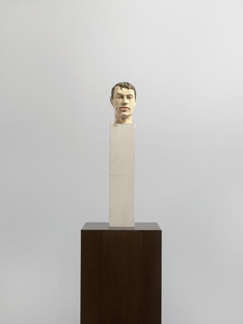 , 'Kleine Kopfsäule,' 2013, Ludorff