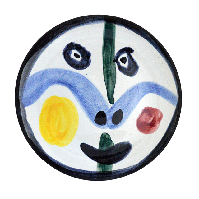 Pablo Picasso, ' Visage no. 0 (Face no. 0)', 1963, John Wolf Art Advisory & Brokerage