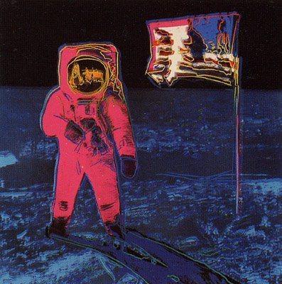 Andy Warhol, 'MOONWALK II.405', 1987, Marcel Katz Art