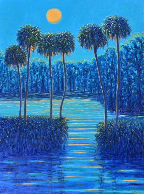 , 'Moonlight Minuet,' 2019, 530 Burns Gallery