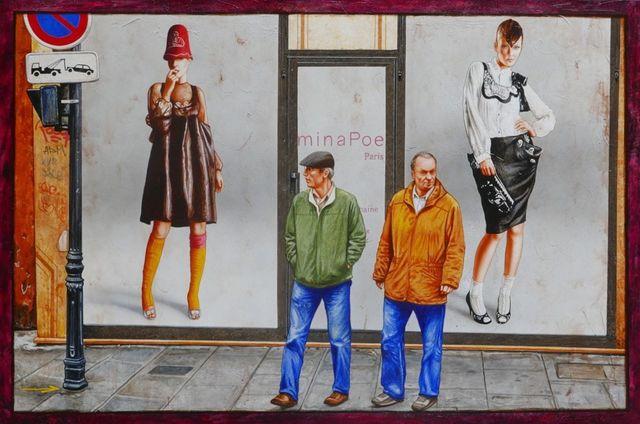 , 'Walk in Paris ,' , Yang Gallery